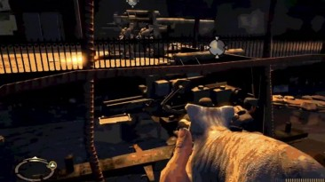 В Brothers In Arms: Hell's Highway есть секретное оружие - котик, стреляющий лазерами из глаз
