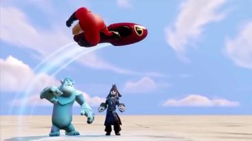 "Честный трейлер ""Disney Infinity"""
