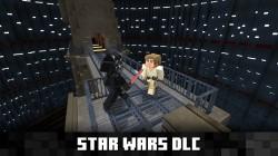 """Вышло DLC по """"Звездным войнам"""" для Minecraft - в нем есть кубические Малыш Йода, Чубакка и Джабба Хатт"""