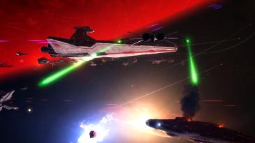 Состоялся релиз новой версии фанатского ремейка Star Wars: Empire at War