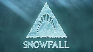 Depth: начало события Snowfall