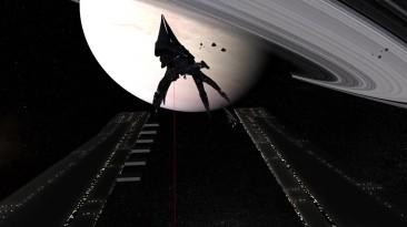 """Homeworld 2 """"Mass Effect Reborn - Функция #2 : Анимация """""""