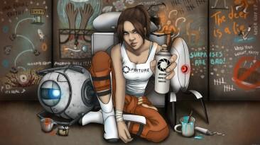 Portal 2 получила крупный патч