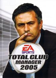 Обложка игры Total Club Manager 2005