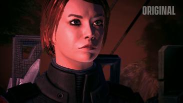 Сравнение Шепарда: оригинал Mass Effect и ремастер