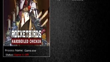 Rocketbirds: Hardboiled Chicken: Трейнер/Trainer (+2) [Latest Steam Version] {MrAntiFun}