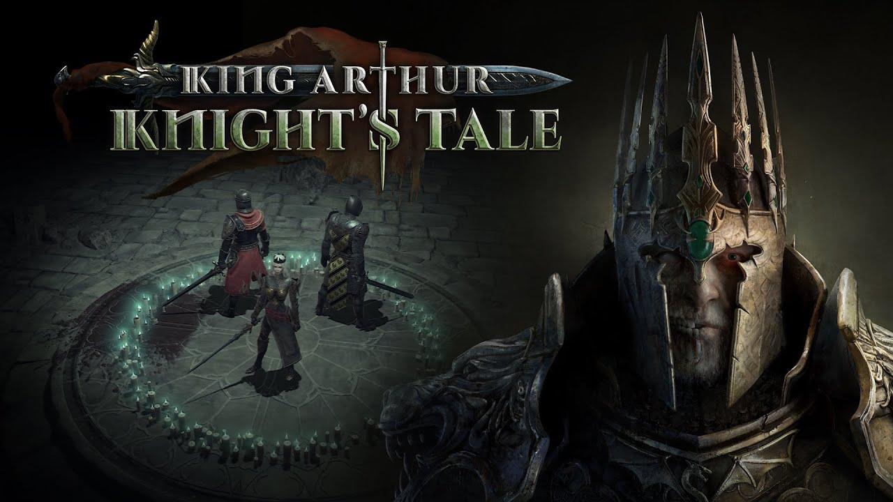 King Arthur: Knights Tale выходит из раннего доступа 15 февраля