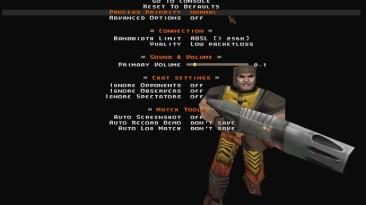QuakeWorld Client eZquake 2.1