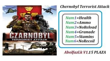 Chernobyl: Terrorist Attack: Трейнер/Trainer (+6) [1.15] {Abolfazl.k}