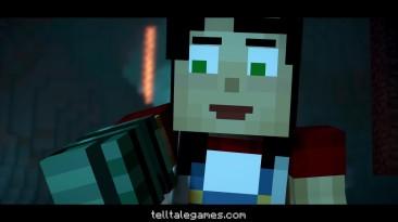 Второй сезон приключенческой игры Minecraft: Story Mode - Season Two выйдет на Switch 7 августа