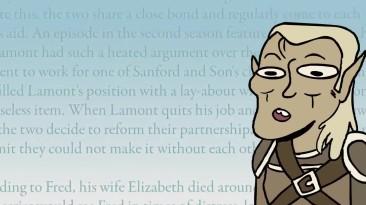 Мультфильм: Быстрые факты о Dragon Age