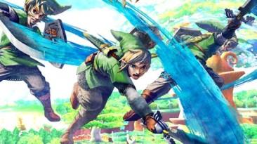 Оценки The Legend of Zelda: Skyward Sword