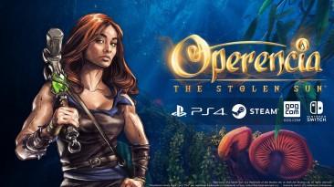 Ролевая игра Operencia: The Stolen Sun выйдет на PS4, Switch, а также в Steam и GOG.com 31 марта