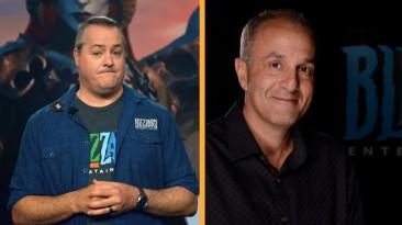 Интервью руководителей Blizzard: Джей Аллен Брэк и Аллен Адхам о прошедшем Blizzcon, мобильных играх и многом другом