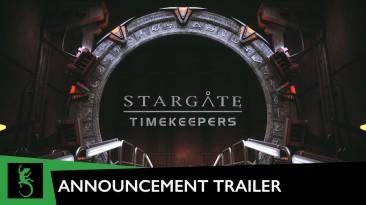 Анонсирована стратегия в реальном времени Stargate: Timekeepers
