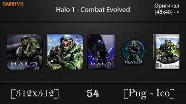 "Halo: Combat Evolved ""Иконки (ArtGamer)"""