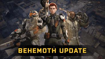Подробности обновления BEHEMOTH V.11 для Phoenix Point