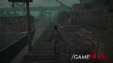 Infinate Drowning - Assassin's Creed Syndicate (Glitch) - GameFails