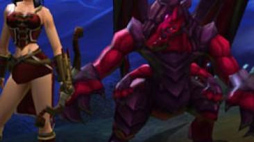 "Torchlight ""Ruby Dragon"""