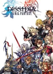 Обложка игры Dissidia 012: Final Fantasy