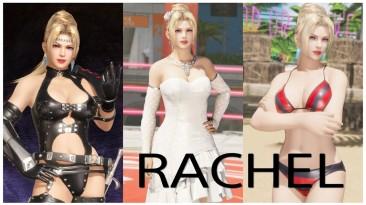 """Рэйчел и набор костюмов """"Бикини Санты"""" сегодня вышли в Dead or Alive 6"""