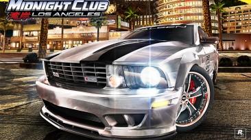 Midnight Club Los Angeles Screen saver