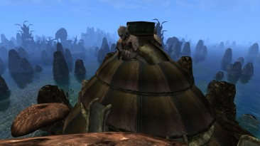 "Morrowind ""Мод Velothi Towers Overhaul"""