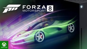 Forza Motorsport 8 вернется к своим корням и будет поддерживать трассировку лучей