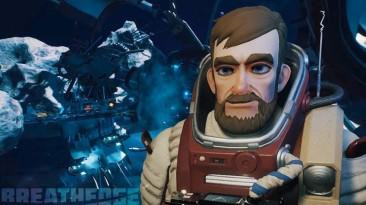 Игра Breathedge - как Subnautica только в космосе