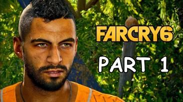 В сети опубликовали полный пролог Far Cry 6
