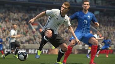 В Pro Evolution Soccer 2017 появилась пробная версия