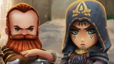 Assassin's Creed Rebellion выйдет в ноябре
