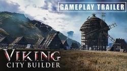 Viking City Builder - анонсирована красочная стратегия о викингах