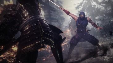 Вышло обновление 1.26 для Nioh 2, добавляющее бесплатный скин Ninja Gaiden и DLSS