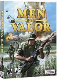 Обложка игры Men of Valor: Vietnam