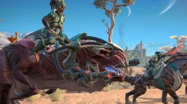 Новые видео с геймплеем пошаговой стратегии Age of Wonders: Planetfall для PlayStation 4 и Xbox One