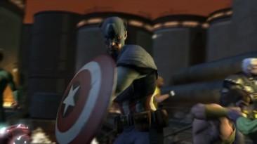 Marvel: Ultimate Alliance 2 - Трейлер к релизу игры
