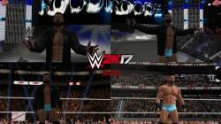 "WWE 2K17 ""Robert Roode '21 Наряд (Лицевая анимация) WWE 2K19 Порт Мод"""