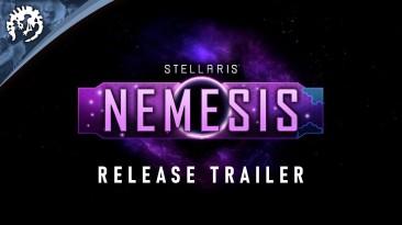 Релизный трейлер дополнения Stellaris Nemesis