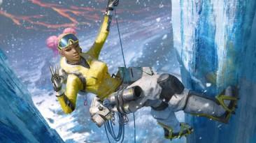 В сети появились изображения скинов для рождественского события в Apex Legends