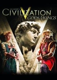 Обложка игры Sid Meier's Civilization 5: Gods & Kings