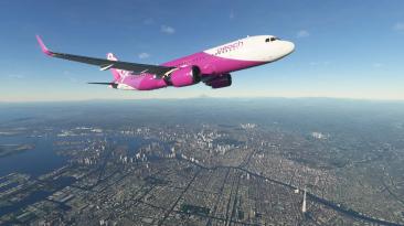 Обновления Sim 3 и World Update 4 для Microsoft Flight Simulator немного задержатся