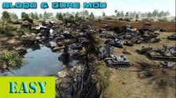 """Men of War: Assault Squad 2 """"Blood and Gore Mod - V3.260-V3.262 (EASY)"""""""