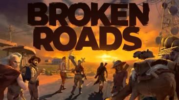 RPG Broken Roads появилась в Steam