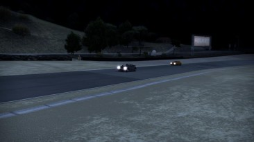 "Need for Speed: Shift ""Night Drive Mod"""