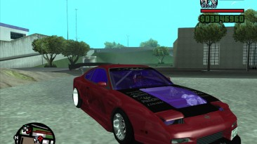 "Grand Theft Auto: San Andreas ""Nissan S150SX GT-Tuned"""