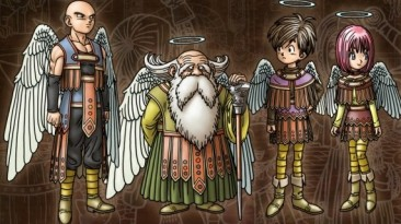 Dragon Quest IX вышла на Nintendo DS не без помощи гендиректора Level-5