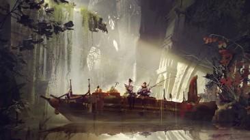 С выходом обновления End of Dragons в Guild Wars 2 можно будет рыбачить