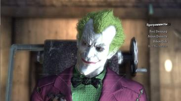 "Batman: Arkham Asylum ""joker from movie 1966"""