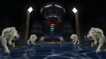 Вышла первая карта второго эпизода Annie для Doom 2